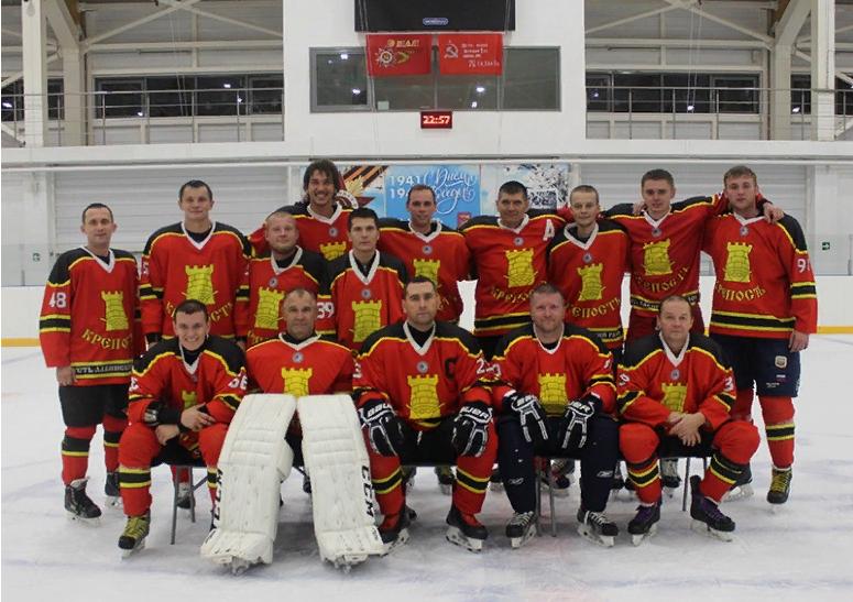 Усть-лабинские хоккеисты встретятся с «Динамо» в матче Ночной Хоккейной лиги